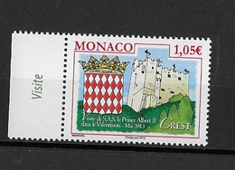Monaco N°  2875** - Monaco