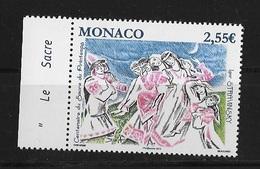 Monaco N°  2878** - Monaco