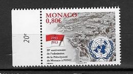 Monaco N°  2879** - Monaco