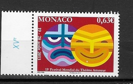 Monaco N°  2880** - Monaco