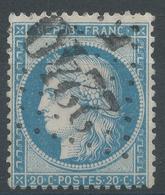 Lot N°44410   N°37, Oblit GC 2240F Marseille-Place-Centrale, Bouches-du-Rhone (12) - 1870 Siège De Paris