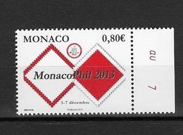 Monaco N°  2892** - Monaco