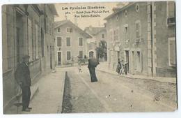 Saint Jean Pied De Port Rue Sainte Eulalie - Saint Jean Pied De Port