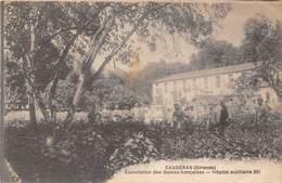 33-CAUDERAN- ASSOCIATION DES DAMES FRANCAISE - HÔPITAL AUXILLAIRE 201 - France