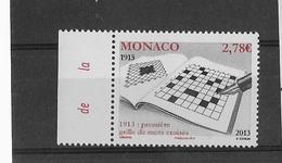 Monaco N°  2898** - Monaco