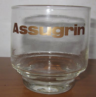 BICCHIERE ASSUGRIN H 8 CM. - Glasses