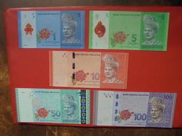 MALAYSIE SERIE UNC - Malaysie