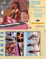 TARJETA TELEFONICA DE POLINESIA FRANCESA. TAHITÍ. FP038 (003) - Französisch-Polynesien