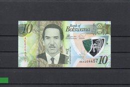 BOTSWANA 2018, 10 PULA, POLIMERO, P-35a, SC-UNC - Botswana