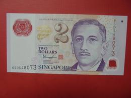 SINGAPOUR 2$ UNC - Singapour