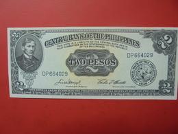 PHILIPPINES 2 PESOS UNC - Philippines