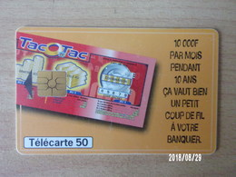 F952 Tac O Tac 50U GEM - Jeux