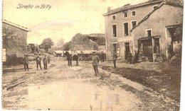 Billy Berclau ? -guerre 14/18 - (carte écrite En 1917) - France