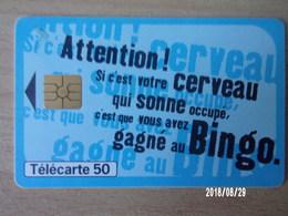 F976 Bingo 50U GEM - Jeux