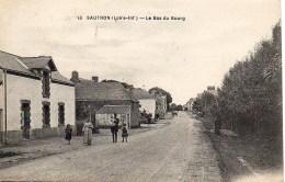 44 SAUTRON   Le Bas Du Bourg - Francia