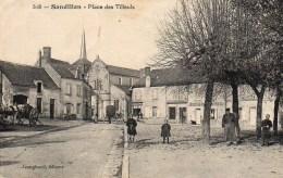 45 SANDILLON  Place Des Tilleuls - France