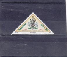 Namibie Neuf 1997   N° 812    50 Ans De L'association Vétérinaire De Namibie - Namibia (1990- ...)