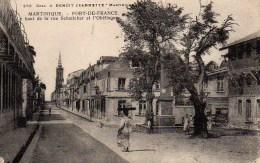 Martinique FORT-de-FRANCE  Le Haut De La Rue Schoelcher - Fort De France
