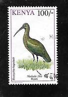 TIMBRE OBLITERE DU KENYA DE 1993 N° MICHEL 585 - Kenya (1963-...)