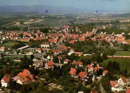 SOULTZ Sous FORETS (B Rhin) Vue Generale Aérienne Colorisée RV - Autres Communes