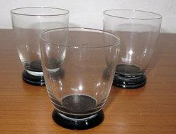 TRE (3) BICCHIERINI SHOT H 5 CM. - Bicchieri