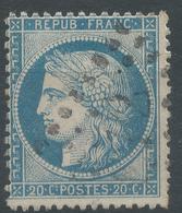 Lot N°44425   N°37, Oblit GC - 1870 Siege Of Paris