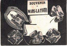 Carte Postale Ancienne De MARS La TOUR - Autres Communes