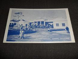 Mission  Missie Salesian Missions , Manzini , Swaziland - Missie
