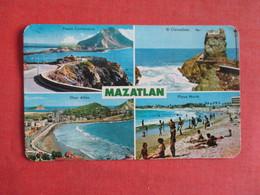 Mazatlan Mexico- Has Stamp & Cancel -      Ref 3050 - Mexique