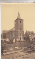 Velm - De Kerk En Omgeving - Uitg. Gezusters Pirard,Velm/Nels - Kaart Uit Een Boekje - Eglises Et Cathédrales