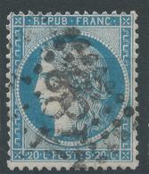 Lot N°44433   N°37, Oblit GC 2188 Le Mans, Sarthe (71) - 1870 Siege Of Paris