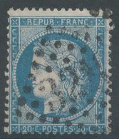 Lot N°44437   Variété/n°37, Oblit GC 3210 Rosières-de-Picardie, Somme (76), Ind 4, B De REPUB - 1870 Siege Of Paris