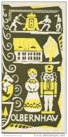 Olbernhau 1967 - 24 Seiten Mit 11 Abbildungen - Reiseprospekte