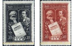 Ref. 356398 * MNH * - SOVIET UNION. 1948. 100 ANIVERSARUOO DEL MANIFIESTO COMUNISTA - 1923-1991 USSR