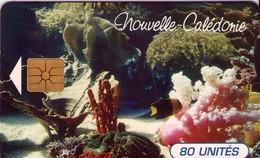 TARJETA TELEFONICA DE NUEVA CALEDONIA. Evasion Sous-Marine - NC-040 (009) - New Caledonia