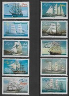 BATEAUX - France 1999, Timbres N°3269 à N°3278 (10 Valeurs) Série Complète - Neufs - Bateaux