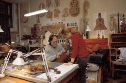 - 59 - Lille (59) - Carte Postale Moderne - Jamais Diffusée - Métier - Luthier - Lille