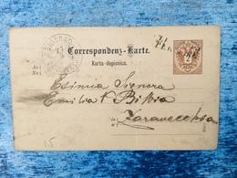 SHIP  BOAT   SCHIFFE    LETTERE PER MARRE   BIOGRAD  ZARAVECCHIA  1885 - Schiffe