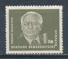DDR 325 Z X II ** Geprüft Schönherr Mi. 50,- - [6] Democratic Republic