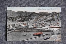 ADEN - View Of Camel Market Town - Yémen