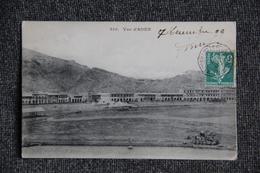 Vue D'ADEN - Yémen