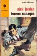 MARABOUT JUNIOR 312 - Nick JORDAN Tourne Casaque - Boeken, Tijdschriften, Stripverhalen