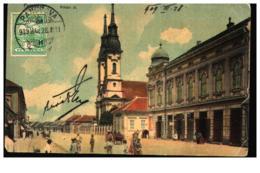 Hungary Pancsova - Ungarn