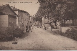 Four  Rue Principale  Dos Vert - Autres Communes