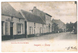 Itegem - Dorp 1903  (Geanimeerd) - Heist-op-den-Berg
