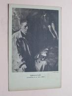 Självporträtt Oijemalning Av A. Zorn (1896) ( A. B. Lagrelius & Westphal )  Anno 19?? ( Zie Foto Voor Details ) ! - Suède