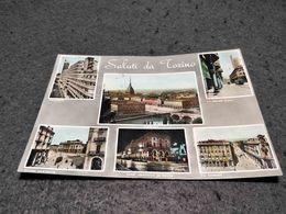 ANTIQUE PHOTO POSTCARD ITALY - TORINO - SOUVENIR CIRCULATED 1951 - Italia