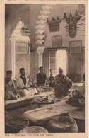 MAROC FES Musiciens D'un Riche Café Maure 844H - Fez (Fès)