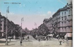 AK 0019  Wien - Kärntnerring / Verlag Grünspann Um 1912 - Wien Mitte