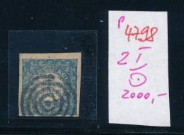 Dänemark  Nr. 2 !   O  (p4798  ) Aus Einer Spezial Sammlung ! - Gebraucht